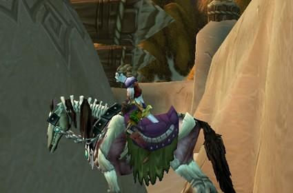 WoW Rookie: Saddle up your mount at level 30